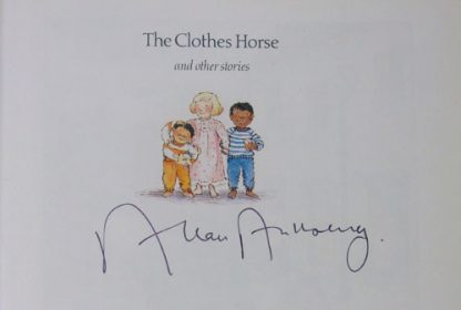 Ahlberg, Janet and Allan- The Clothes Horse and other stories
