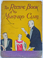 Sayers, Dorothy L. et. al. - The Recipe Book of the Mustard Club